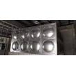 四川绵阳32立方全304不锈钢保温水箱安装现场