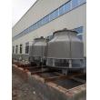 绵阳江油两台60T圆形冷却塔工程案例