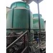 成都龙泉经济技术开发区2台80T冷却塔维修现场