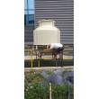 四川成都新都铸造水冷却循环系统50T开式冷却塔安装现场