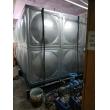 贵州日报30T玻璃钢水箱撤除,并安装304不锈钢水箱